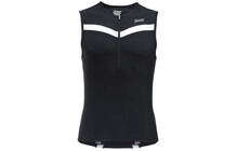 Zoot Men's Active Tri Mesh Tank black/white
